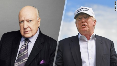 Trump Jr. on whether Roger Ailes will run father's campaign