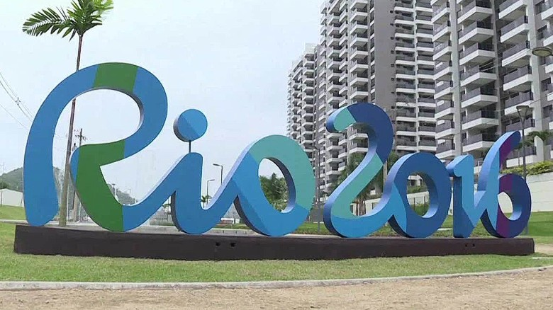 An inside look at Rio's Olympic Village