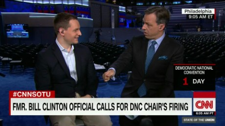 Full Interview: Clinton Campaign Manager Robby Mook_00000621