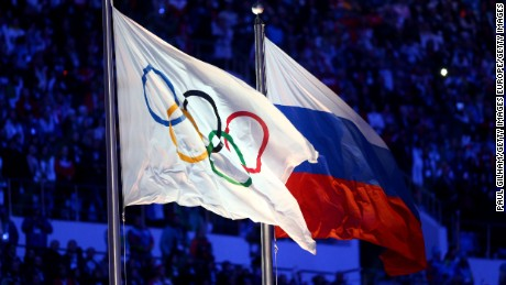 Olympic fallout over Russia doping