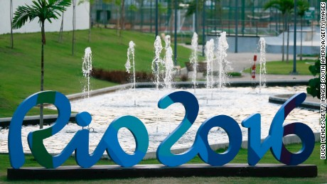 RIO DE JANEIRO, BRAZIL - JULY 23: A general view of the Olympic and Paralympic Village for the 2016 Rio Olympic Games in Barra da Tijuca. The Village will host up to 17,200 people amongst athletes and team officials during the Games and up to 6,000 during the Paralympic Games on July 22, 2016 in Rio de Janeiro, Brazil. (Photo by Buda Mendes/Getty Images)