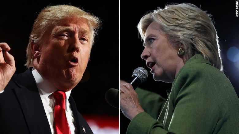 New poll: Clinton retakes lead over Trump