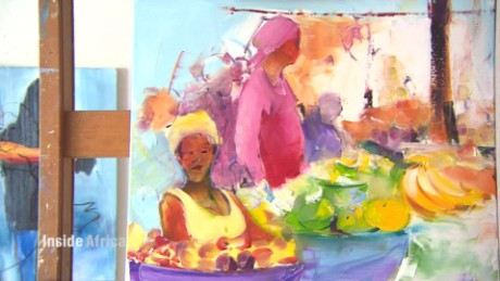 Painting a picture of Cape Verde's mixed heritage