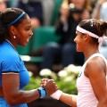 Teliana Pereira Serena Williams French Open 2016