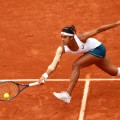 Teliana Pereira Brazil French Open Serena Williams