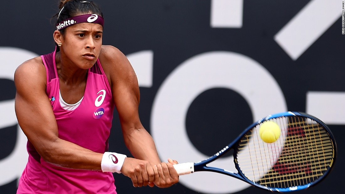 "Now the No. 1. female player in Brazil, Pereira's future might have been very different indeed if her family hadn't moved to Curitiba in the wealthier south, ""just to have a better life."""