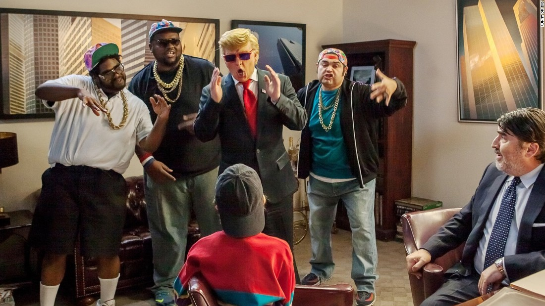 """<strong>""""Funny or Die Presents Donald Trump's The Art of the Deal: The Movie""""</strong>: Johnny Depp leads a star-studded cast in this satirical comedy based on the life of Trump.<strong> (Netflix) </strong>"""
