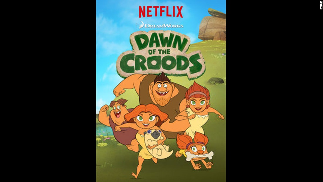 """<strong>""""Dawn of the Croods"""" Season 2</strong>: This series based on the animated film is a favorite of children. <strong>(Netflix) </strong>"""