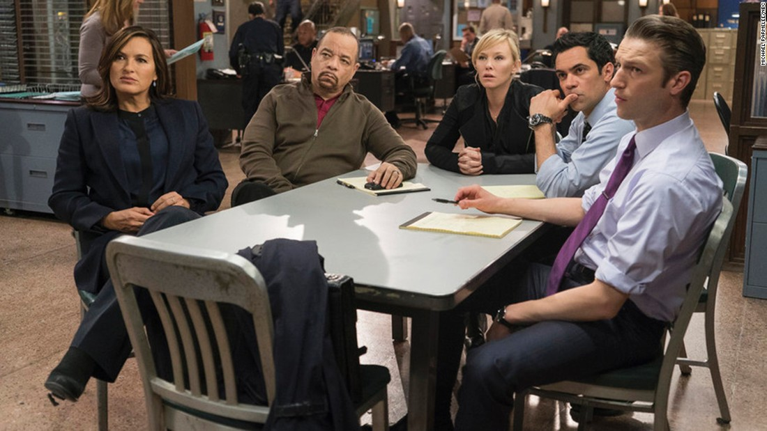 """<strong>""""Law & Order: Special Victims Unit- The 17th Year""""</strong>:  The SVU detectives seek justice for victims in this popular, long-running drama. <strong>(Netflix) </strong>"""