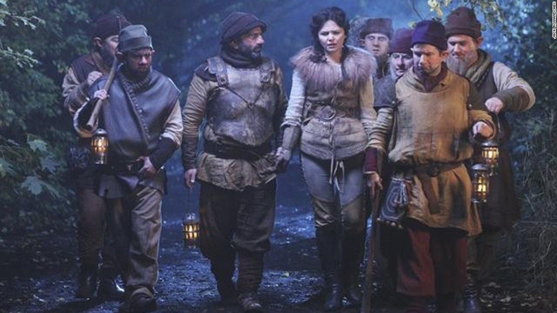 """<strong>""""Once Upon a Time: Season 5""""</strong>: Fairy tales come to life on this hit ABC series. <strong>(Netflix) </strong>"""