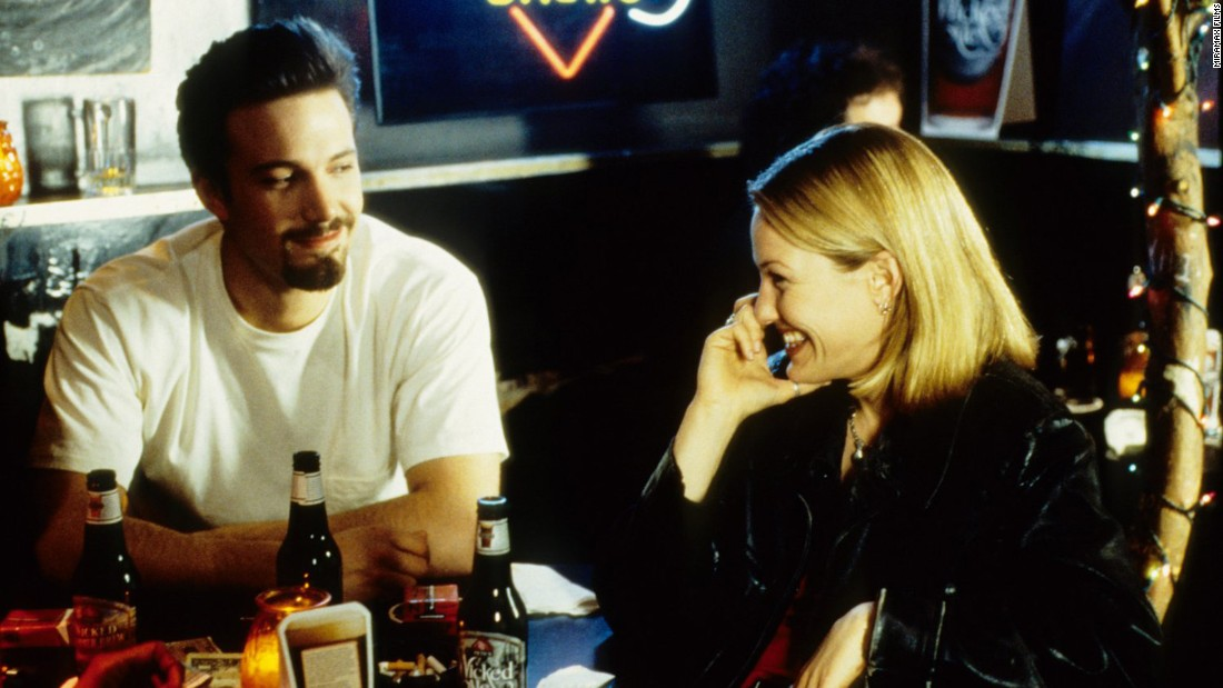 "<strong>""Chasing Amy""</strong>: Ben Affleck and Joey Lauren Adams star in this now cult classic about a pair of comic book artists who find themselves in an unlikely relationship. <strong>(Hulu) </strong>"