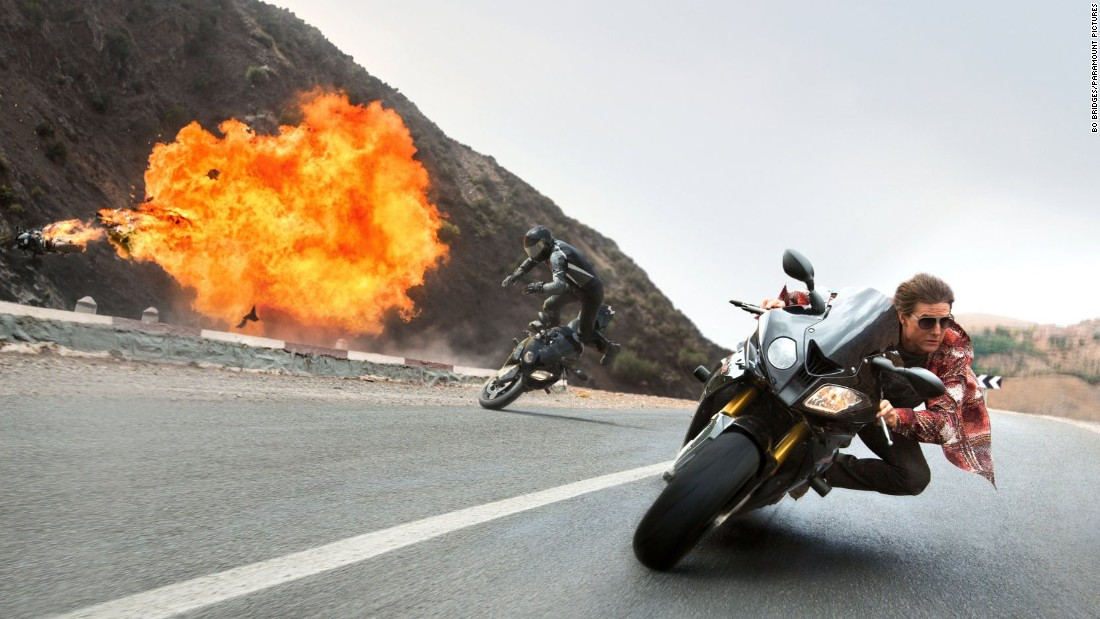 "<strong>""Mission: Impossible - Rogue Nation""</strong>: Tom Cruise is back as Ethan Hunt, leading one of his most difficult missions yet in this action flick. <strong>(Amazon Prime, Hulu) </strong>"