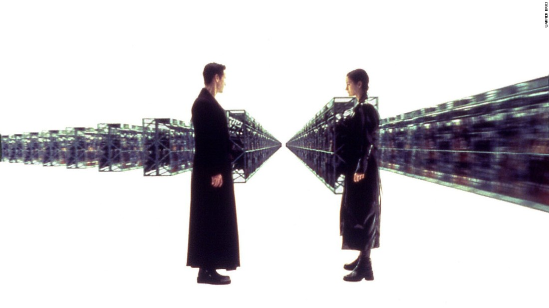 "<strong>""The Matrix""</strong>: Which pill would you choose? Keanu Reeves and Carrie-Anne Moss star in this action sc-fi flick. <strong>(Amazon Prime) </strong>"
