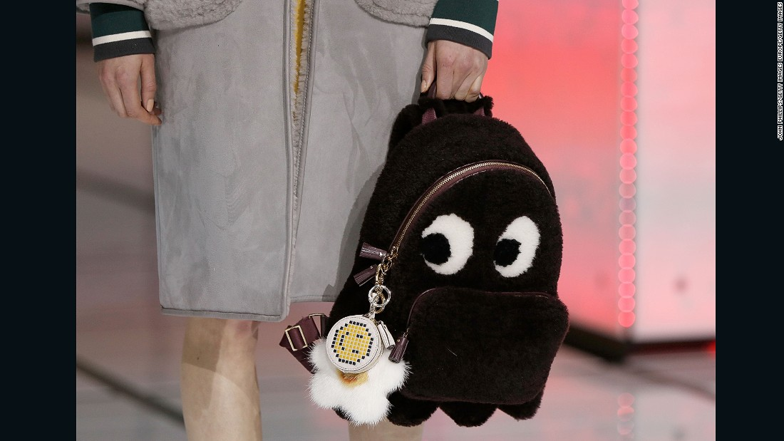 Hindmarch believes that the backpack is an iconic bag in 2016.