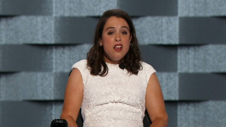 Disability rights advocate: Hillary has invested in me