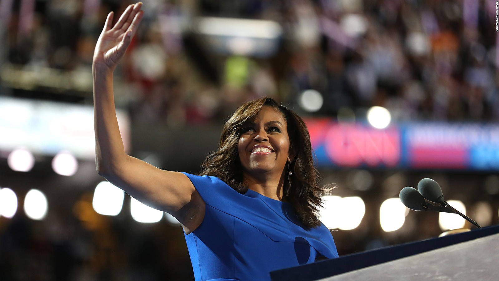 Marvelous A Timeline Of Michelle Obama Saying Sheu0027ll Never Run For Office    CNNPolitics