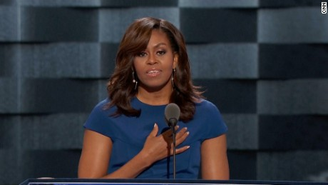 Michelle Obama: America is greatest country on Earth