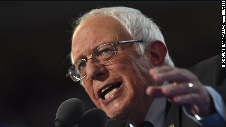 Sanders: Democratic platform is against TPP trade deal