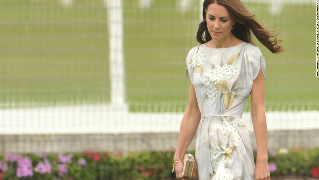 Princess Kate, Duchess of Cambridge, has often been spotted with an Anya Hindmarch purse.