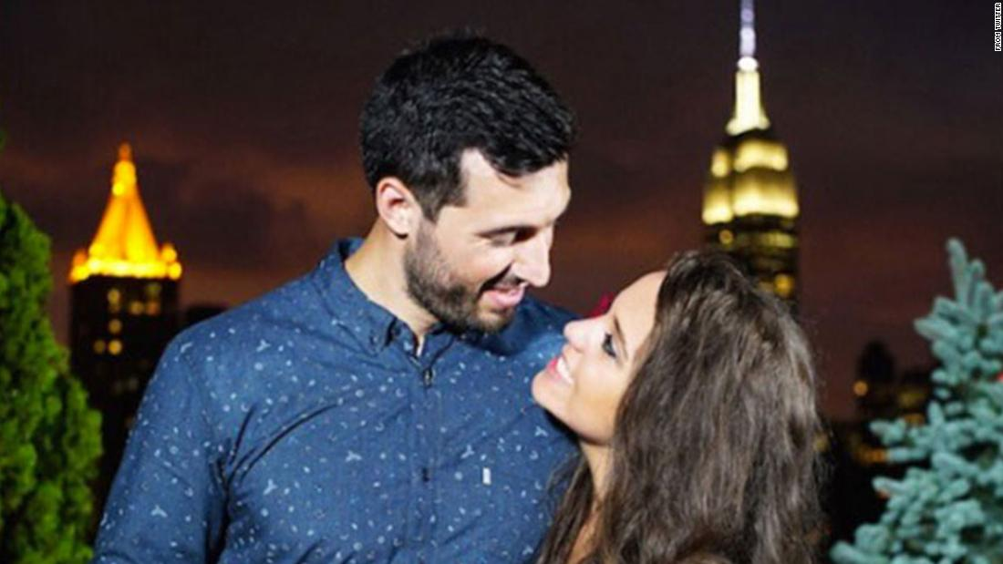 Jinger Duggar and Jeremy Vuolo announced their engagement in July and got married in November according to People magazine.