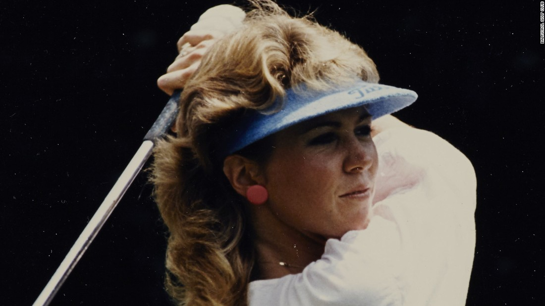 In 1985, Kathy Baker won the U.S. Women's Open on the Upper Course -- her only major title.