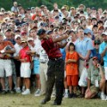 tiger woods baltusrol 2005 pga