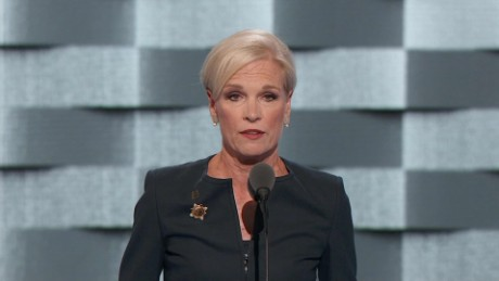 cnnee convencion democrata cecile richards presidenta planned parenthood_00003513