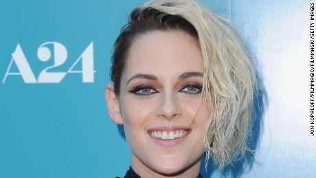 Kristen Stewart opens up about her girlfriend - CNN Video