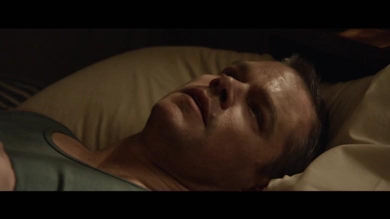 "Matt Damon is ""Jason Bourne"""