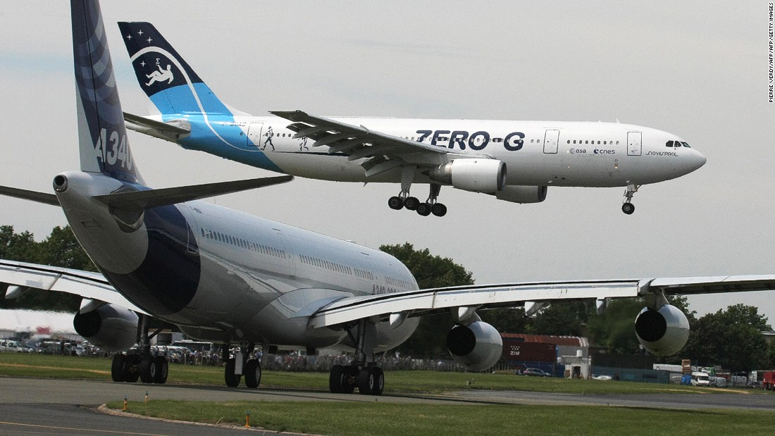 The A300 (pictured in midair) was the first plane designed and produced by Toulouse manufacturer Airbus. It marked the moment that the European commercial aviation industry was finally able to compete head on with large American manufacturers.