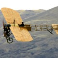 iconic aircraft Bleriot XI-57341758