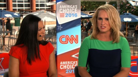 Angela Rye Scottie Nell Hughes Newsroom