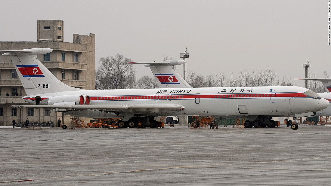 The Il-62 was the Soviet's main long-haul airliner, in service with Aeroflot and the East German carrier Interflug among others. Air Koryo still has a 62-M jet in its fleet.