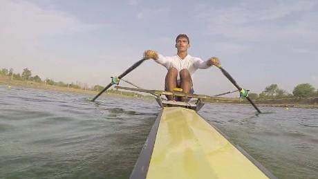 cnnee pkg sumnima udas unico remero indio juegos olimpicos rio 2016 dattu bokhanal_00000318