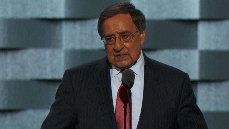 Leon Panetta on Trump's intelligence briefing
