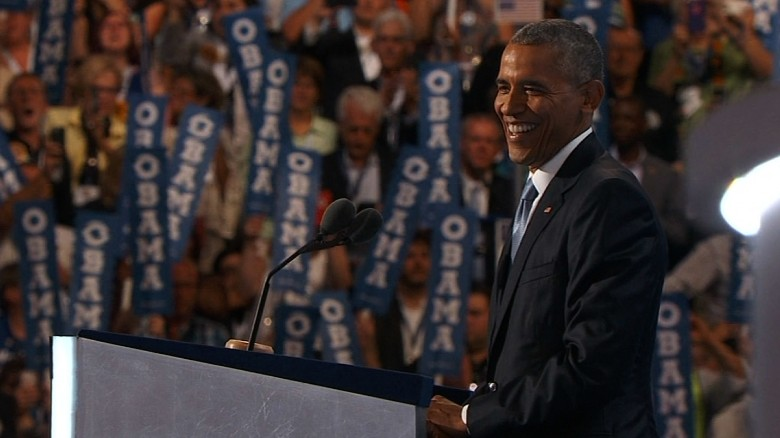 Obama: No one more qualified than Hillary for president