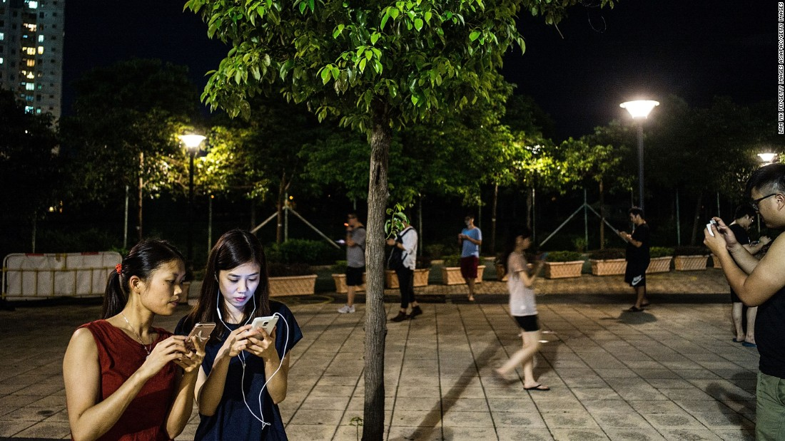Pokémon GO was released in Hong Kong more than two weeks after its initial release. The delay saw great frustration on social media and a flurry of groups on messaging apps sharing news and updates.
