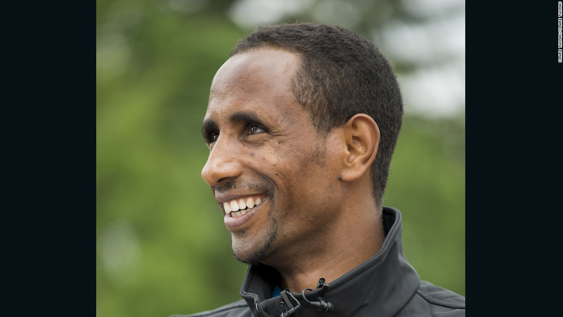 36-year-old Yonas Kinde left Ethiopia for Luxembourg in 2012 and immediately pursued his love for running. He soon becoming the best long distance runner in the tiny European country.