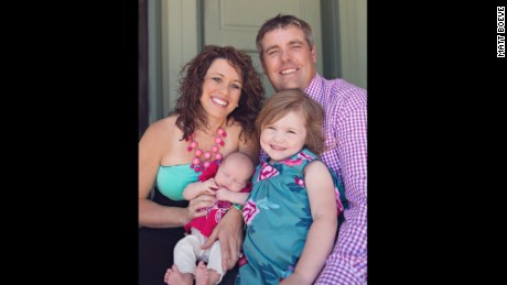 Matt Boeve's wife, Andrea, was killed by a distracted driver in 2014. Their girls survived the crash.