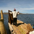 South America travel Lake Titicaca Uros-88371476