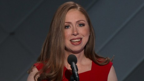 No, Chelsea Clinton is not running for office ... 'right now'