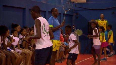 rio olympics samba badminton damon pkg _00002611