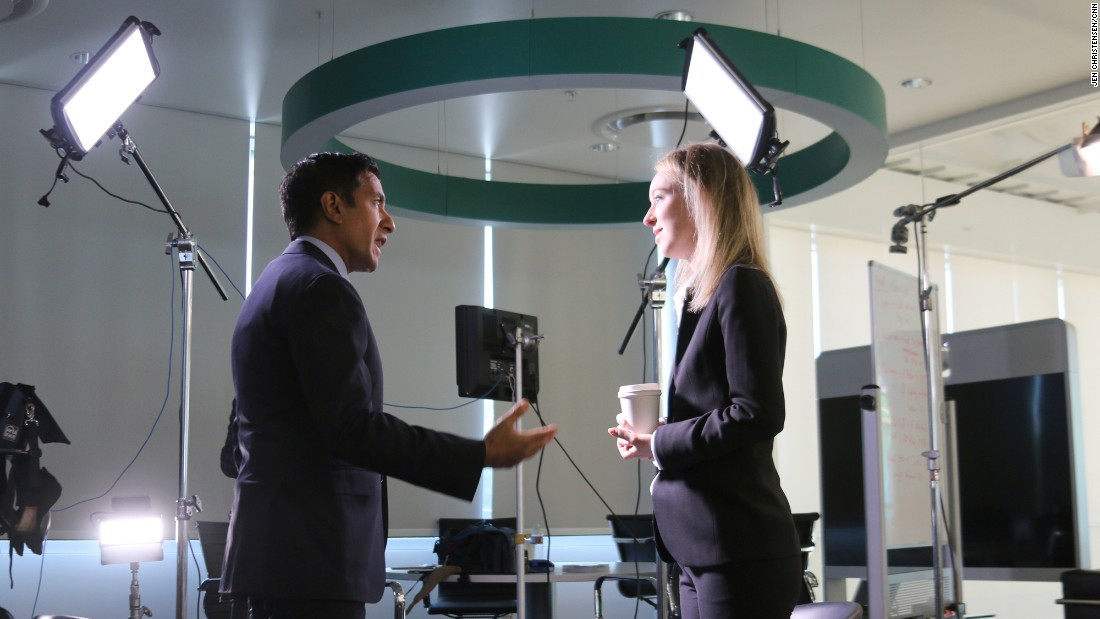 Theranos CEO Elizabeth Holmes and CNN's Chief Medical Correspondent Dr. Sanjay Gupta discuss the biotech startup, which aims to deliver faster, cheaper and more accessible lab results. They also discussed the troubles the company has had in recent months.