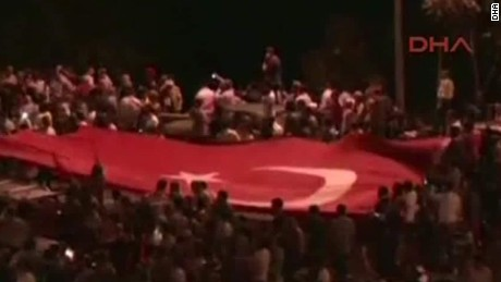 Fate of soldiers unknown in wake of Turkey coup attempt