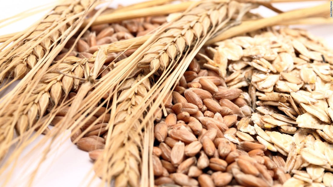 A new study suggests that eating plant protein can lower your risk of death, while eating meat is associated with an increased risk of death. Whole grains include plant-based proteins.