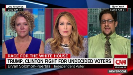 Independent Voters Weigh in on Tense Race_00020324