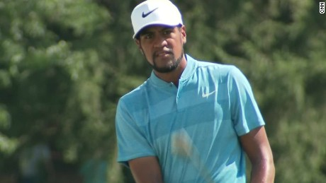 golf new big hitter Tony Finau Snell pkg_00005208