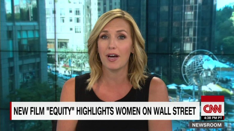 New film 'Equity' highlights women on Wall Street