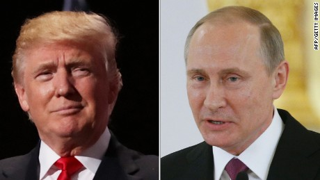 Trump says Putin is 'not going to go into Ukraine,' despite Crimea