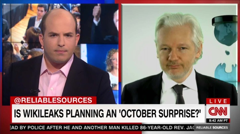 Assange: Expect more material on Clinton_00014322